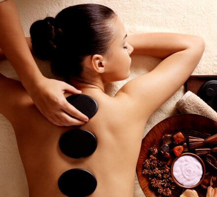 Thai Hot Lava Stone Massage